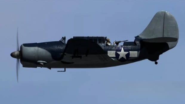 Thousands of modifications led to perfecting the Curtis SB2C Helldiver, aptly nicknamed the Beast. The SB2C would become the navy's front-line dive bomber and sink more Japanese targets in the Pacific than any other U.S. or Allied aircraft.