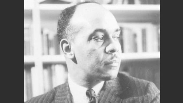 "American author Ralph Ellison describes his process of discovery as he worked on his masterful novel ""Invisible Man,"" published in 1952."