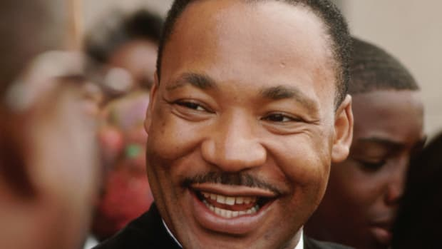 Martin Luther King Jr History