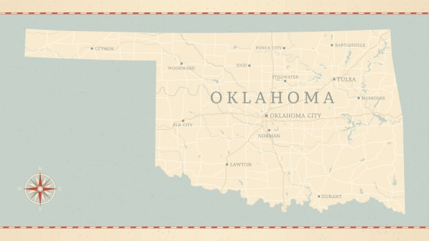 Remembering the Oklahoma Land Rush - HISTORY