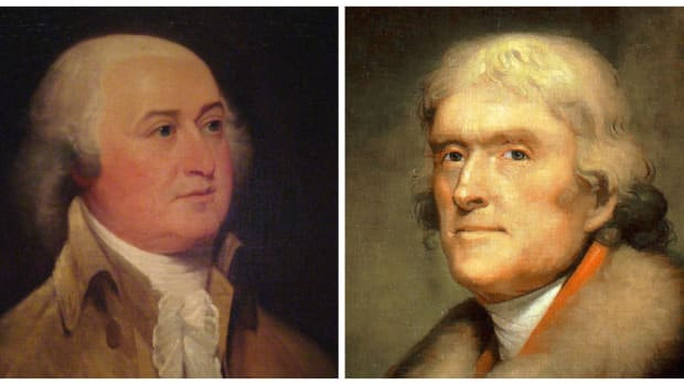 hamilton vs jefferson debate