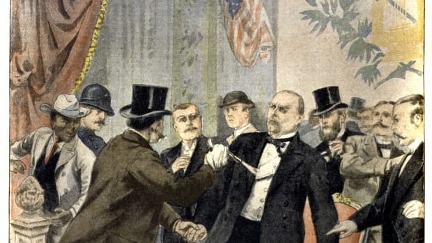 The Assassination Of President James A Garfield History