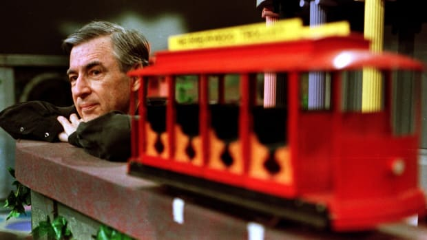 Mr Rogers History