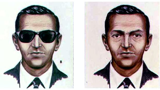 "A man boards a plane in 1971, exchanges its passengers for a ransom of cash, and disappears. Discover the mystery of one of America's most fascinating missing persons in this collection of scenes from ""D.B. Cooper: Case Closed?"""