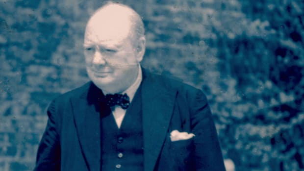 Mini-biography on the life of Winston Churchill.