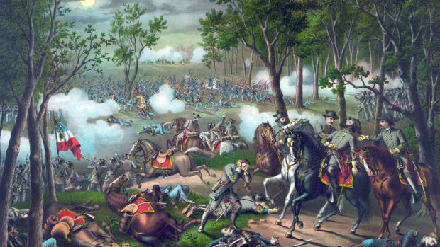 battle-of-chancellorsville-or-spotsylvania-courthouse