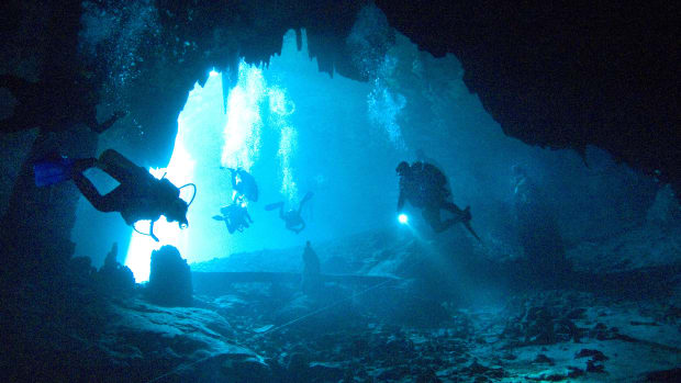 diving-the-yucatan-underworld