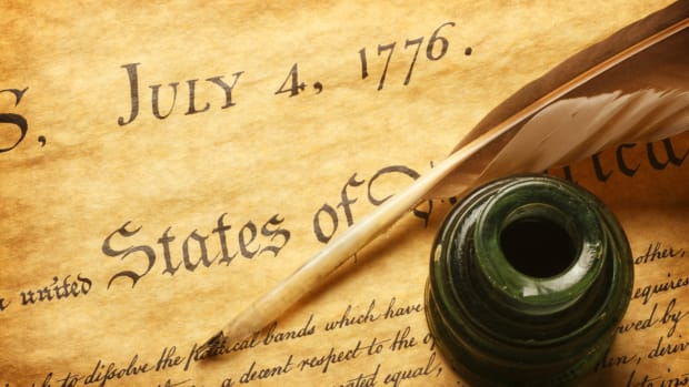 HISTORY: Writing the Declaration of Independence