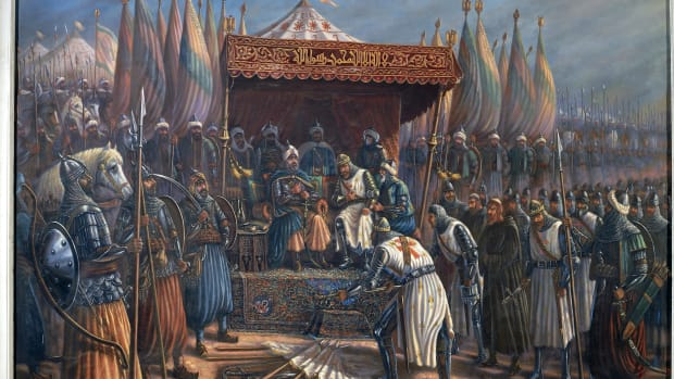 syria-damascus-musee-national-de-damas-12th-century-surrender-of-richard-i-lionheart-before-saladin-after-battle-of-hattin-1187
