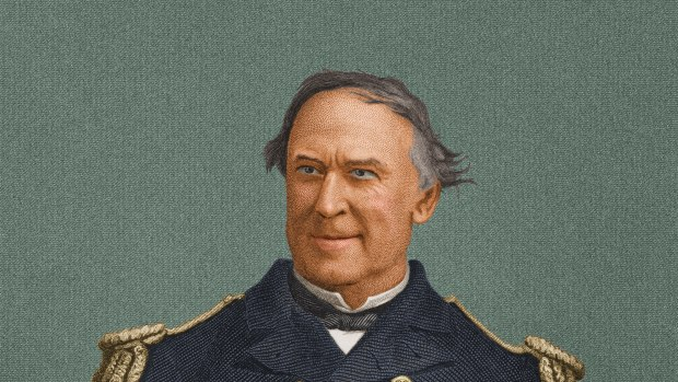 portrait-of-david-farragut