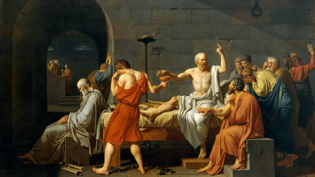 death-of-socrates