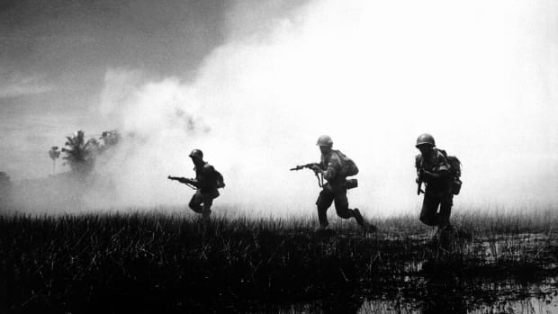 vietnamese-armys-crack-troops-in-action