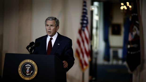 bush-announces-veto-of-iraq-spending-bill