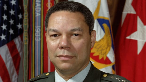 GEN Colin L. Powell, USA (uncovered)