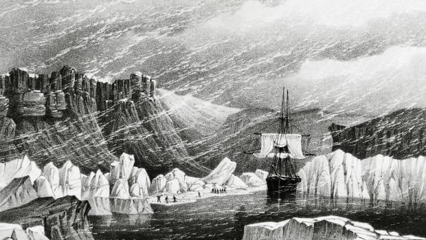 HISTORY: The Northwest Passage