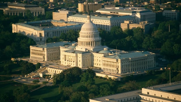 washington-d-c-an-aerial-view-of-the-united-states-capitol-building