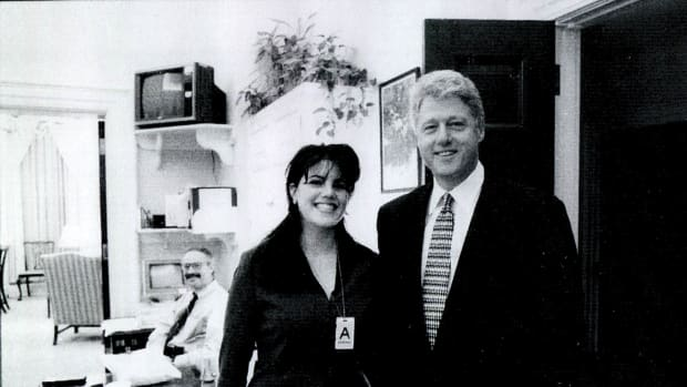 monica-lewinsky-meets-with-president-clinton