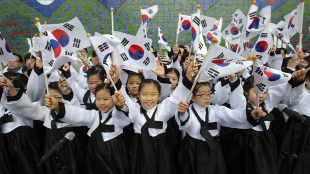 south-korea-celebrates-96th-anniversary-of-independence-movement-day