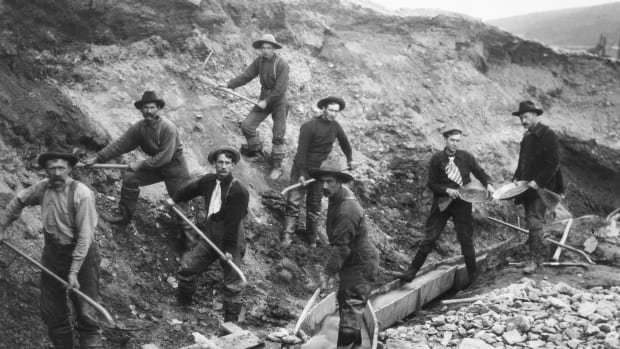 what was the impact of the gold rush on california