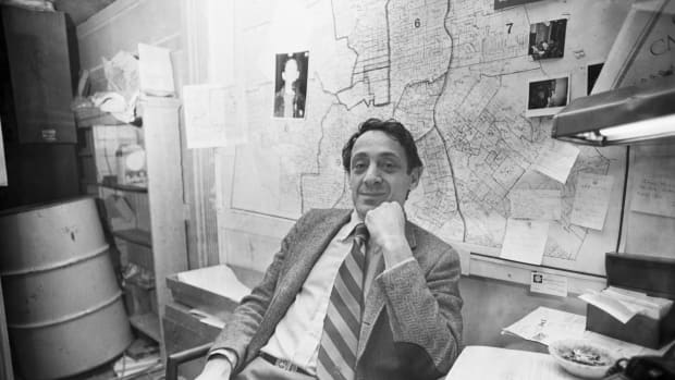 HISTORY: Harvey Milk
