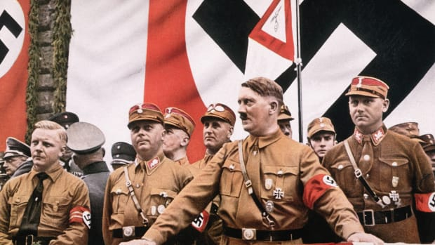 the rise of nazism in germany summary