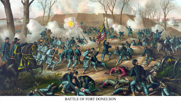 battle-of-ft-donelson