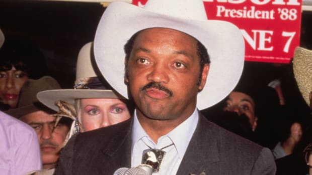 Learn about the life and work of Civil Rights activist and two-time presidential candidate Jesse Jackson in this video.