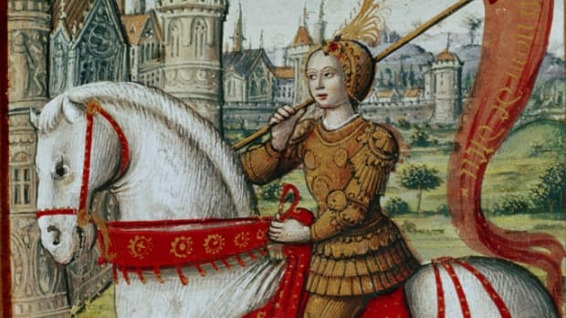 7 Surprising Facts About Joan of Arc's Featured Photo