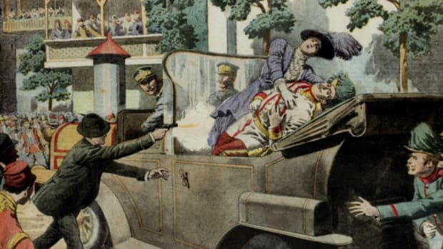 archduke-ferdinand-assassination-gettyimages-78990267