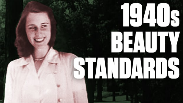Flashback: Extreme Beauty Standards of the 1940s