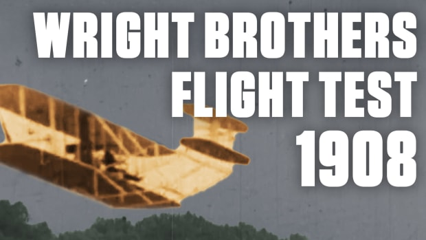 Flashback: The Wright Brothers Build the First Army Airplane