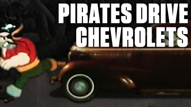Flashback: Chevrolet's Bizarre Pirate-Themed Cartoon