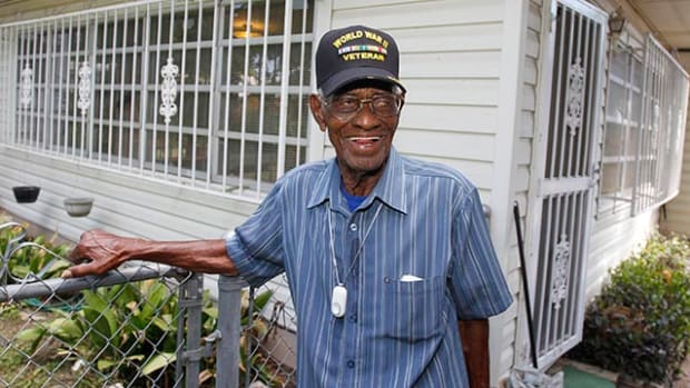 Oldest Living Veteran