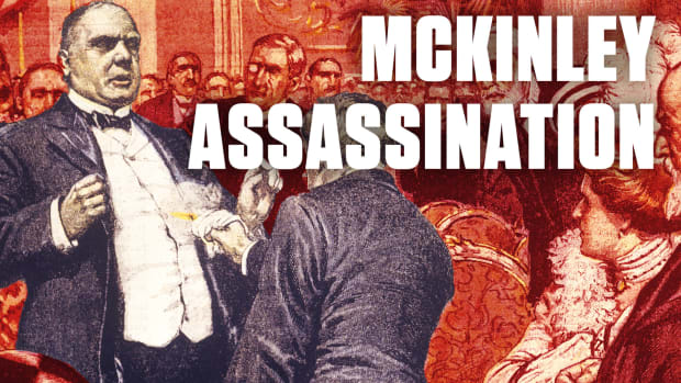 How the Assassination of McKinley Gave Birth to the Secret Service