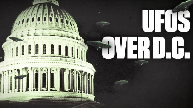 Did Aliens Invade Washington D.C. In 1952?