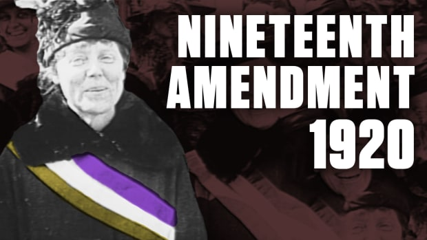 Women Vote After 19th Amendment Passed