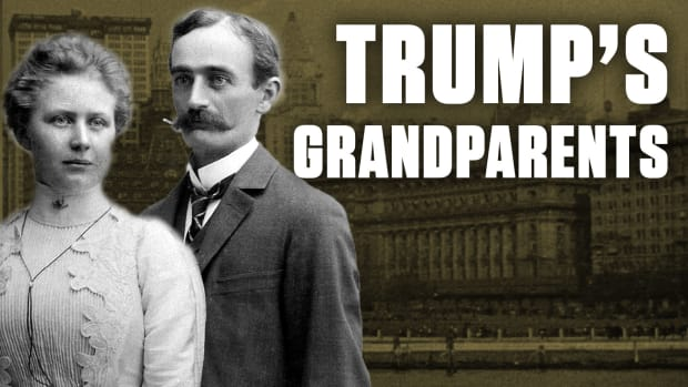 Who Were Donald Trump's Grandparents?