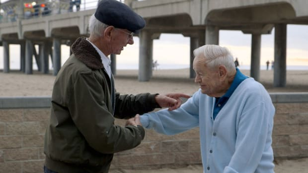 The Liberators: The Emotional Reunion of a Holocaust Survivor and the G.I. Who Freed Him