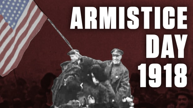 World War I Armistice Day Celebrations