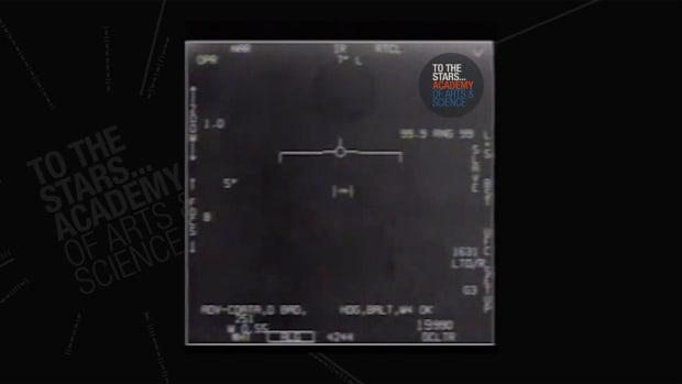 USS Nimitz 'Tic Tac' UFO: Declassified Video