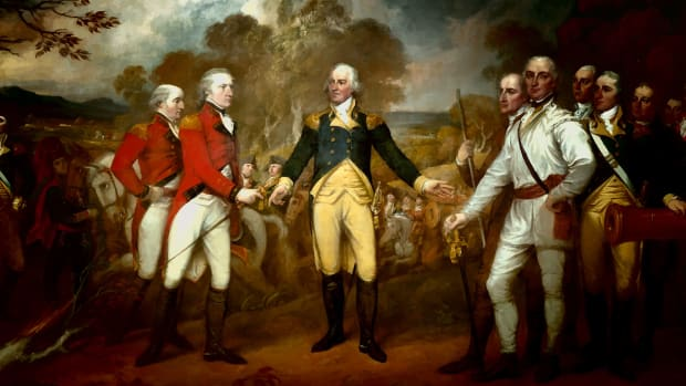 Washington Commands the Continental Army – David McCullough