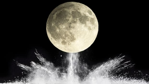 The Government Plan to Nuke the Moon