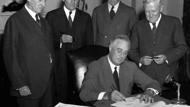 This Day In History: FDR signs G.I. Bill
