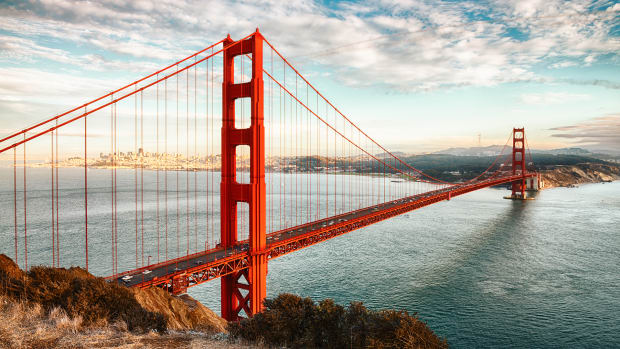 HISTORY: The Golden Gate Bridge