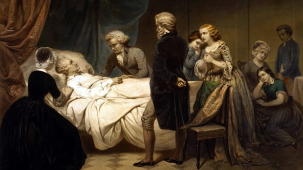 George Washington's Death