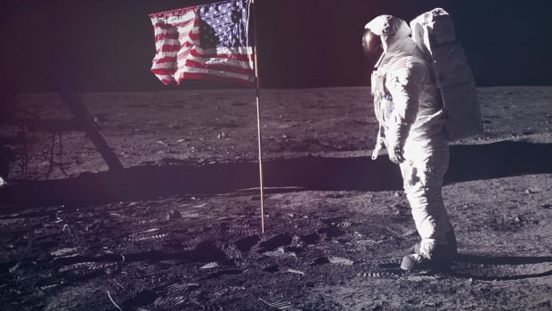History Shorts: Apollo 11: They Almost Forgot the American Flag