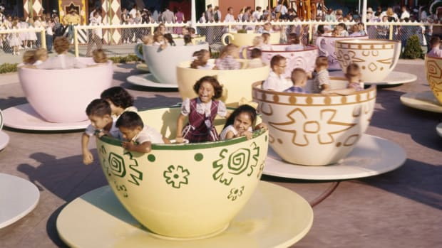 This Day In History: Disneyland Opens