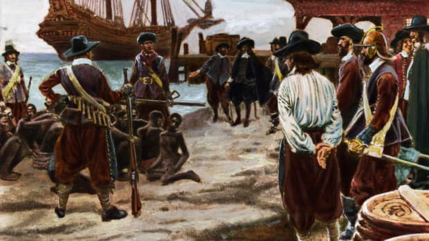 Enslaved Africans Arrived in North America as Early as the 1500s