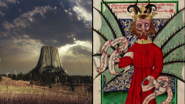 History Shorts: How Devil's Tower Got its Name