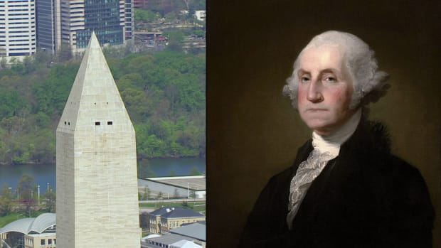 History Shorts: The Washington Monument Was Almost Never Finished